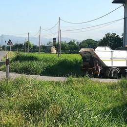 Moto contro furgone a Treviglio Grave 35enne di Caravaggio