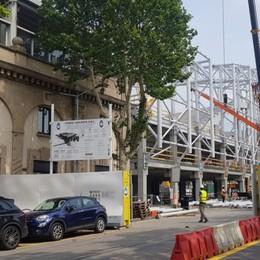 Stadio, ipotesi di un doppio cantiere Nuovi progetti per la tribuna