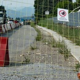 Treviolo-Paladina, il cantiere riparte «Intesa trovata, entro il 2021 si apre»