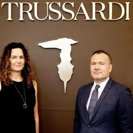 Una donna per il futuro del Levriero Il rilancio di Trussardi con Maela Mandelli
