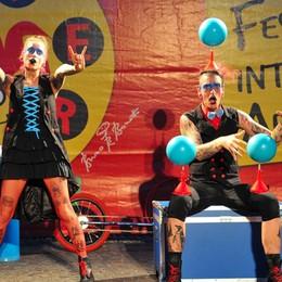 A Sarnico chiuso il Busker Festival  In quattro giorni 40mila presenze