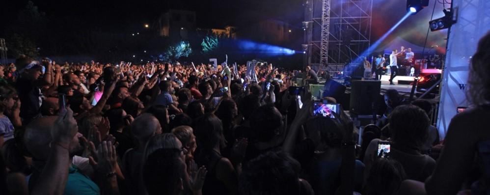 Dal 22 agosto il «Bum Bum Festival» A Trescore dieci giorni di concerti gratuiti