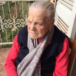 Muore a 110 anni, addio Maria Era la decana della Lombardia