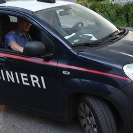 Caravaggio,arrestato per maltrattamenti Calvenzano, droga in auto: in manette