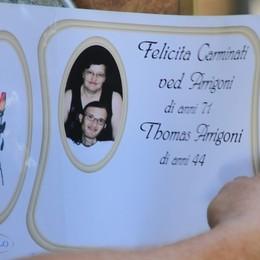 Mamma e figlio disabile morti a Terno Il fisioterapista: «Due cuori gentili»