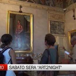 Art2Night, la Notte Bianca dell'arte