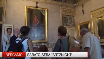 Art2Night, la Notte Bianca dell'arte
