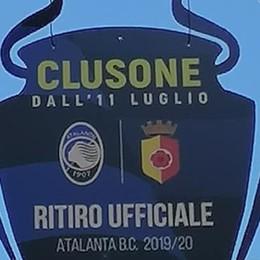 Clusone è pronta per accogliere l'Atalanta Dall'11 ritiro al via - Le foto dei preparativi