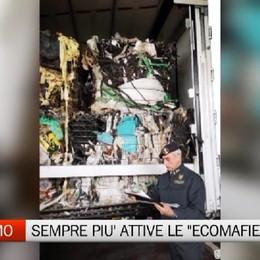 Il rapporto di Legambiente - Ecomafie sempre più attive anche in provincia di Bergamo