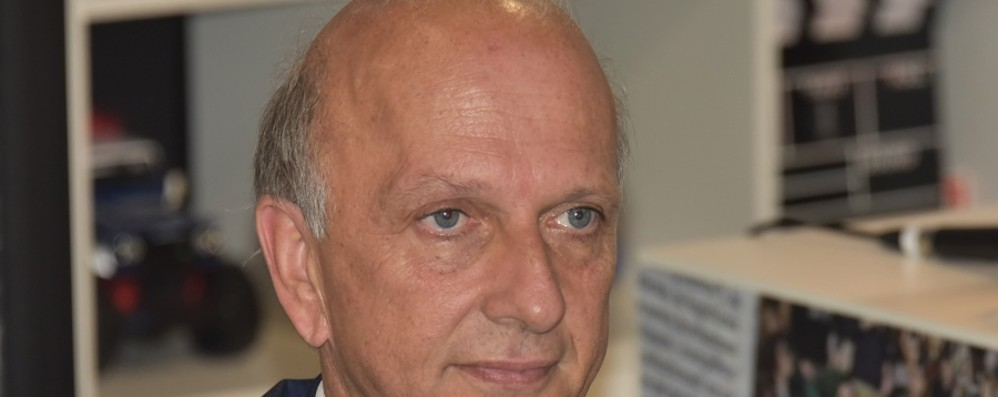 Il ministro Bussetti in visita a Bergamo «Università, sbloccheremo le assunzioni»
