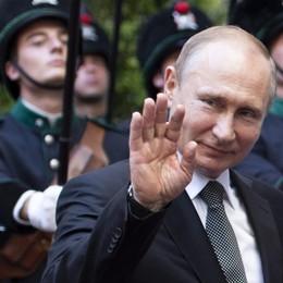 La visita di Putin Segni da leggere