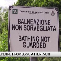 Turismo - Lago di Endine promosso a pieni voti