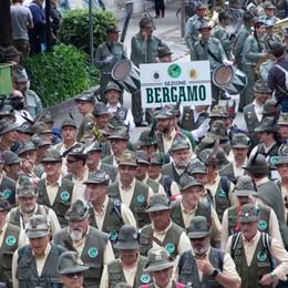 Alpini Bergamo, l'appello del presidente: «Iscrivetevi o fra 10 anni saremo la metà»