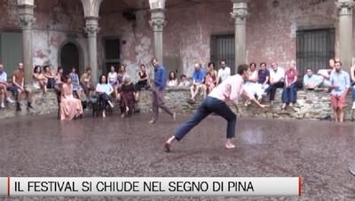 Danza Estate - Il Festival si chiude nel segno di Pina Bausch
