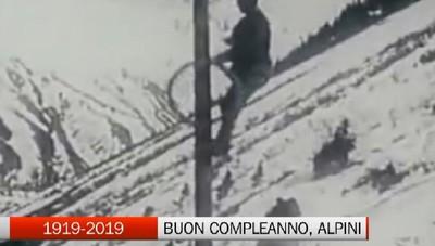 Anniversari - Il primo secolo dell'Associazione Nazionale Alpini