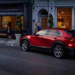 Nuova Mazda CX-30 Via alla prevendita