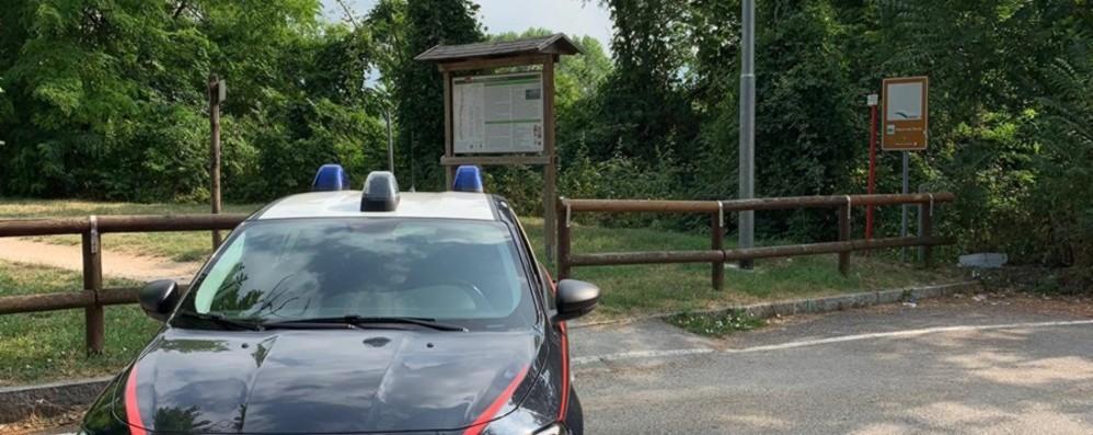Parco del Serio, controlli anti spaccio Fermate 40 persone: due denunciati