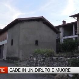 Val di Scalve - Pasticciere di Trescore muore cadendo in un burrone