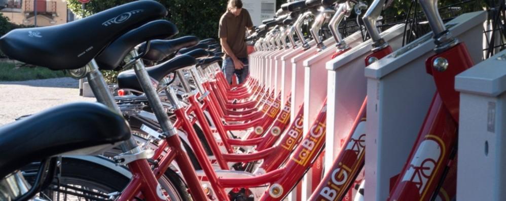 Bergamo, guasto tecnico alla BiGi Servizio di bike-sharing sospeso