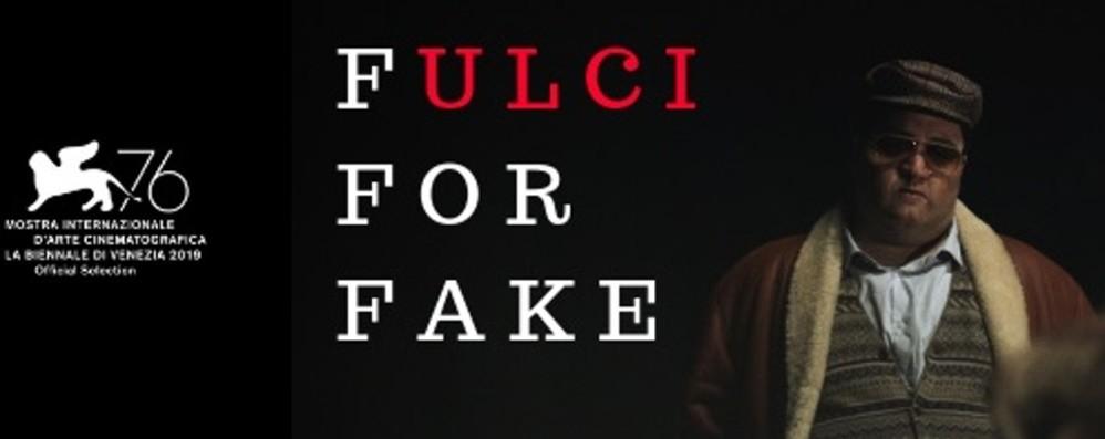 Film tutto bergamasco sbarca al Lido «Fulci for fake» al Festival di Venezia