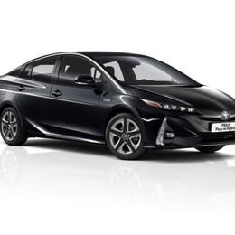 Prius Plug-in Hybrid icona di Toyota