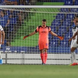Atalanta strapazzata dal Getafe Gli spagnoli vincono 4-1