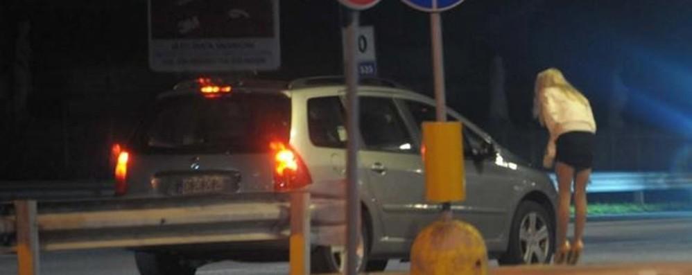 Blitz anti prostituzione sulle strade Controllati 24 automobilisti, 7 sanzionati