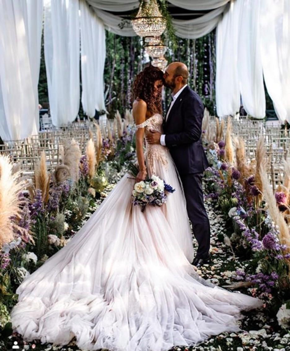 la foto delle nozze con più like nelle pagine social della bergamasca
