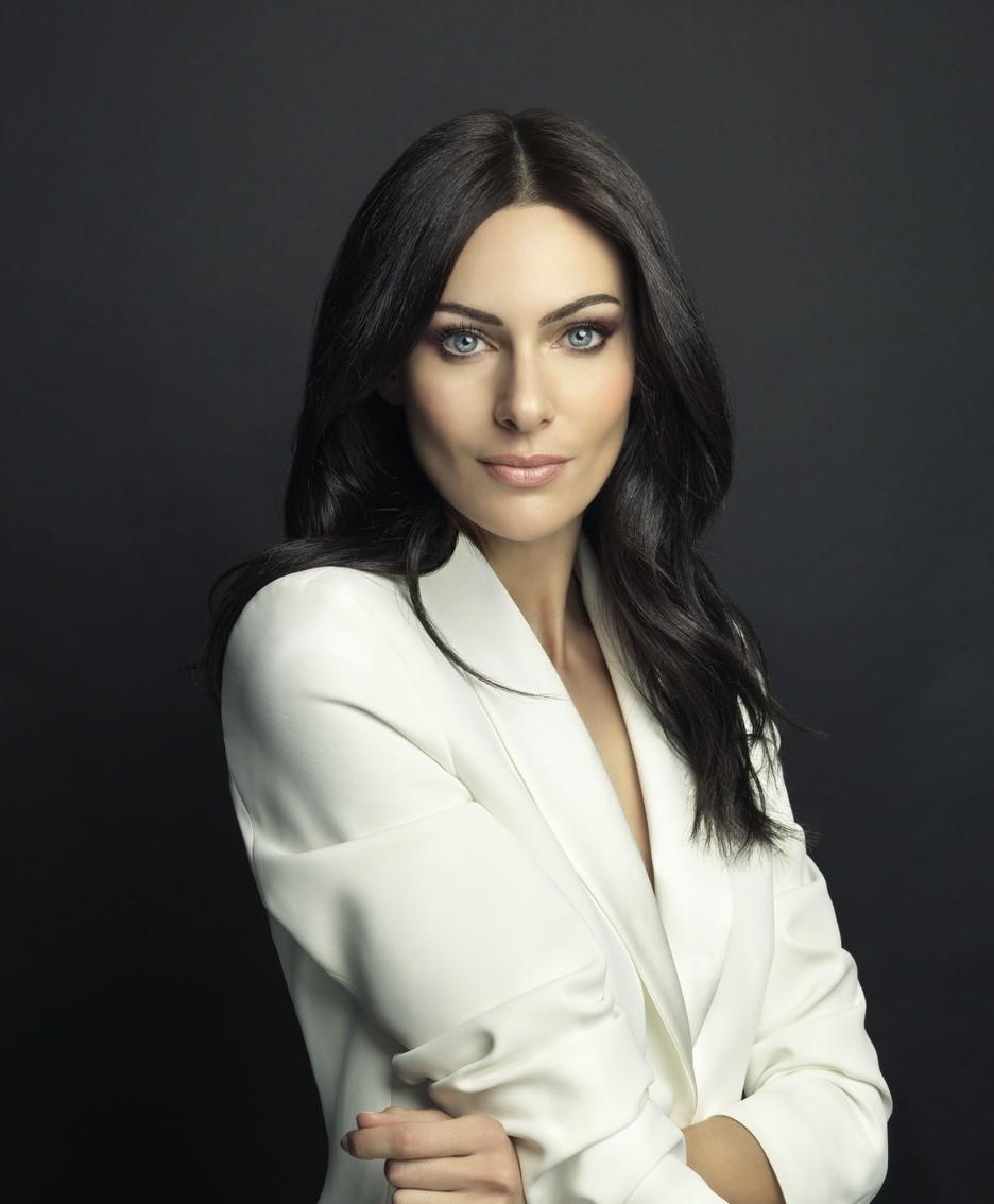 Paola Turani e i «suoi occhi Mac»
