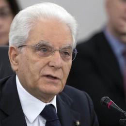 Regìa della crisi a Mattarella