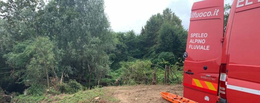Anziana scomparsa a Torre de' Roveri Il corpo senza vita nel torrente Zerra