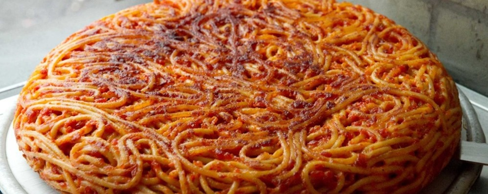 La frittata di spaghetti