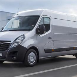 Nuovo Opel Movano Un ufficio mobile