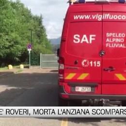 Tragedia a Torre De' Roveri Trovata morta l'anziana scomparsa