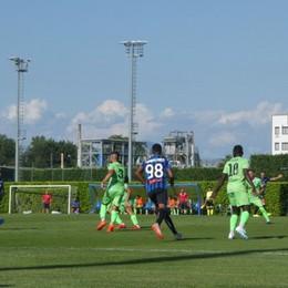 Atalanta sul velluto contro il Giana Finisce 11 a 1, Ilicic incontenibile
