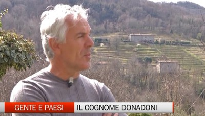 Gente e Paesi, l'origine del cognome Donadoni