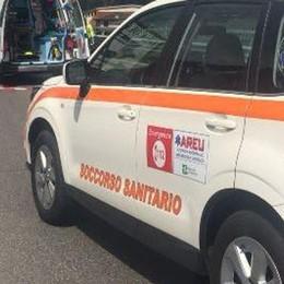 Luzzana, incidente sulla statale 42 Code per il rientro dal Ferragosto