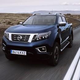 Nissan Navara pick-up rinnovato