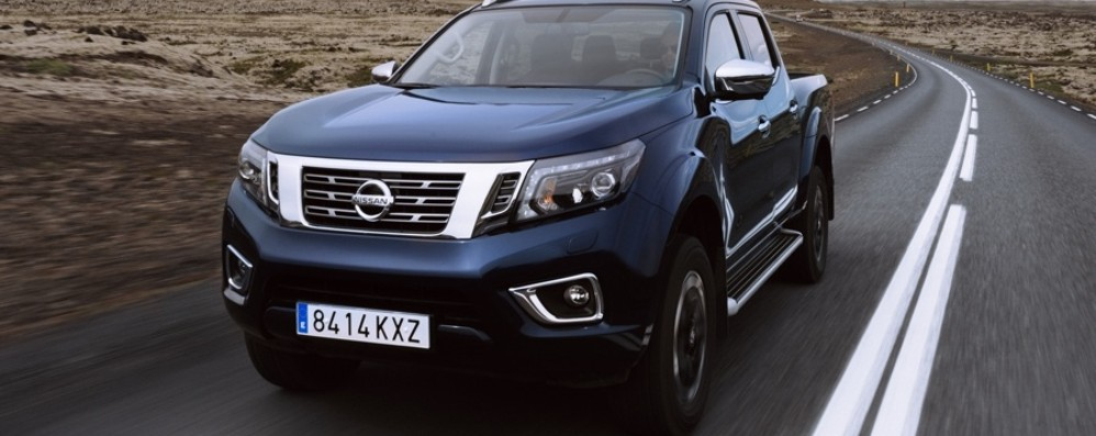 Nissan Navara pick-up rinnovato