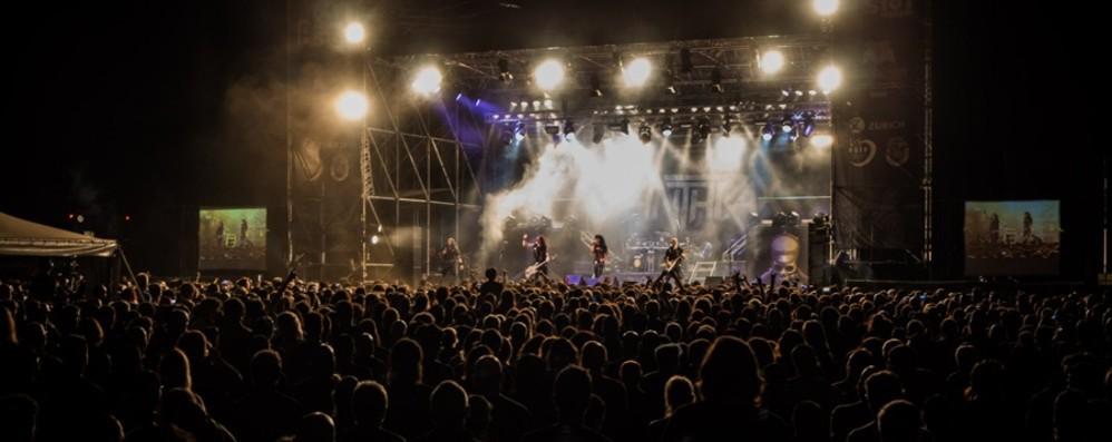 Pienone per gli Anthrax - Video Metal for Emergency chiude il Filagosto