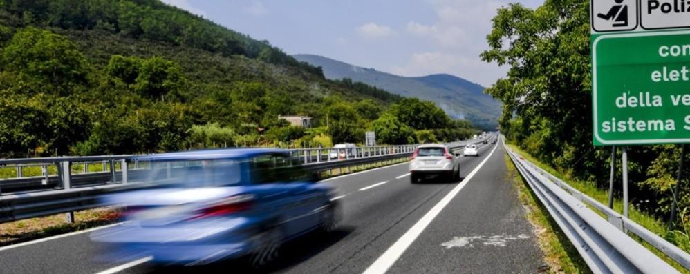 Autostrade per l'Italia riattiva i Tutor Dalla Cassazione arriva il via libera