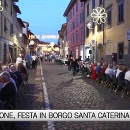 Borgo Santa Caterina, la Festa dell'Apparizione
