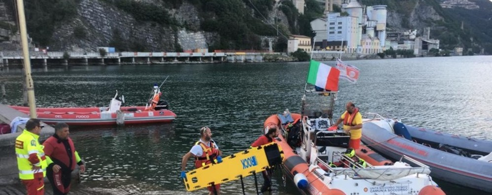 I due giovani fratelli morti nel lago d'Iseo Uno era in  Italia da soli tre giorni
