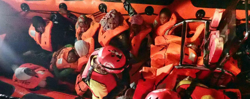 Migranti: Ue, nessuna richiesta di coordinamento per la Open Arms