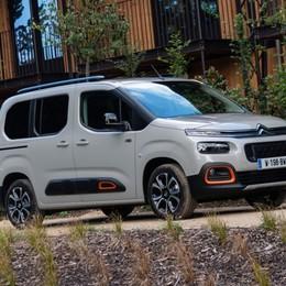 Citroën Berlingo Aggiornamento motori