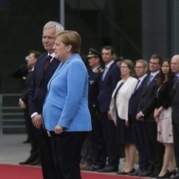 La Germania si è fermata Pericolo per l'Italia