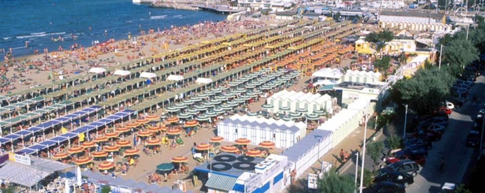 Via 40mila euro dalla cassaforte dell'hotel Riccione, furto a due imprenditori orobici