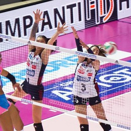 Volley, Zanetti Bergamo al completo Mercoledì parte la stagione sportiva
