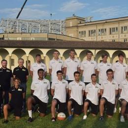 Bergamo basket, si ricomincia a sudare In attesa degli stranieri Carroll e Lautier