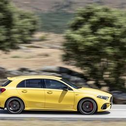 Le sportive Mercedes ad alte prestazioni